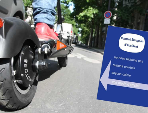 🛴 EDPM / NVEI : que faire en cas d'accident ? Guide du constat amiable